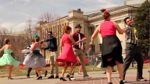 Društveni ples za odrasle / 50+ od sada u Domu kulture Knežija