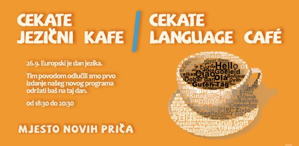 CeKaTe  LANGUAGE CAFÉ