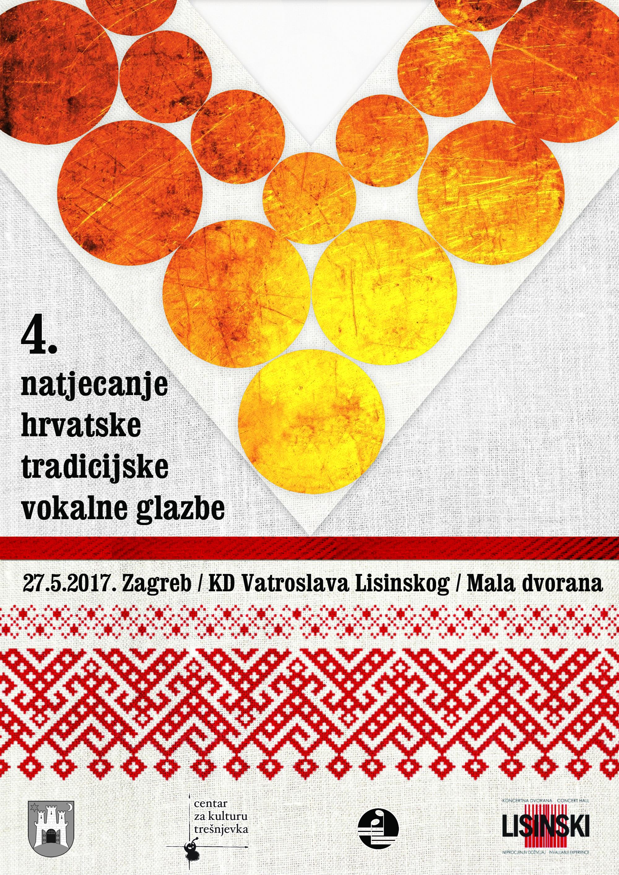 4. Natjecanje hrvatske tradicijske vokalne glazbe