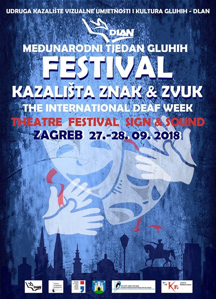 "FKZZ: Međunarodi Festival kazališta ""Znak & zvuk"""