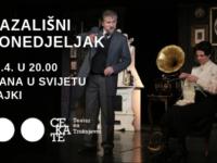 Kazališni ponedjeljak 15.4. Ivana u svijetu bajki