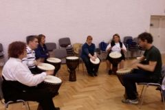 Bubnjarski krug - inkluzivne radionice