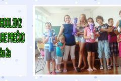 Cool School u Domu kulture Prečko Ljeto 2012