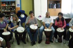 "\""Moć bubnjeva\"" projekt  muziko-terapije"