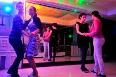 Ples pod zvijezdama na ljetnom diskontu kulture/ Lindy hop