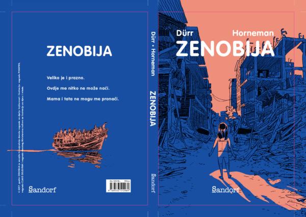 Zagreb Book Festival na 11. Festivalu dječje knjige: Morten Dürr i Lars Horneman ZENOBIJA